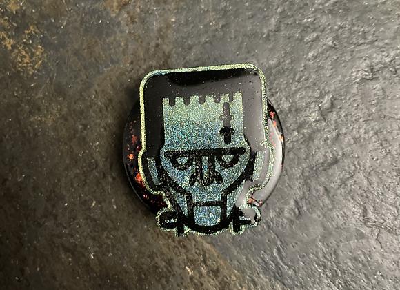 Frankenstein phone grip