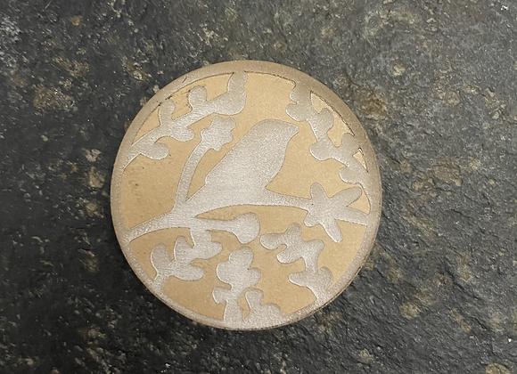 Small Bird Mold