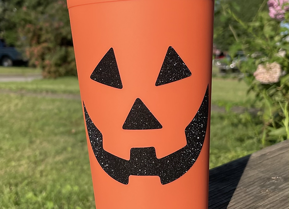 Pumpkin Tumbler