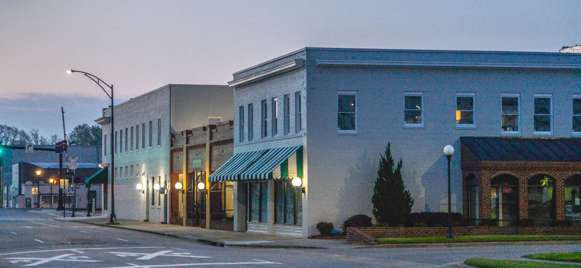 Downtown Rocky Mount, NC
