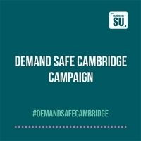 Join the Demand Safe Cambridge Campaign.