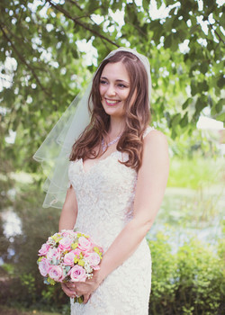 bride makeup essex