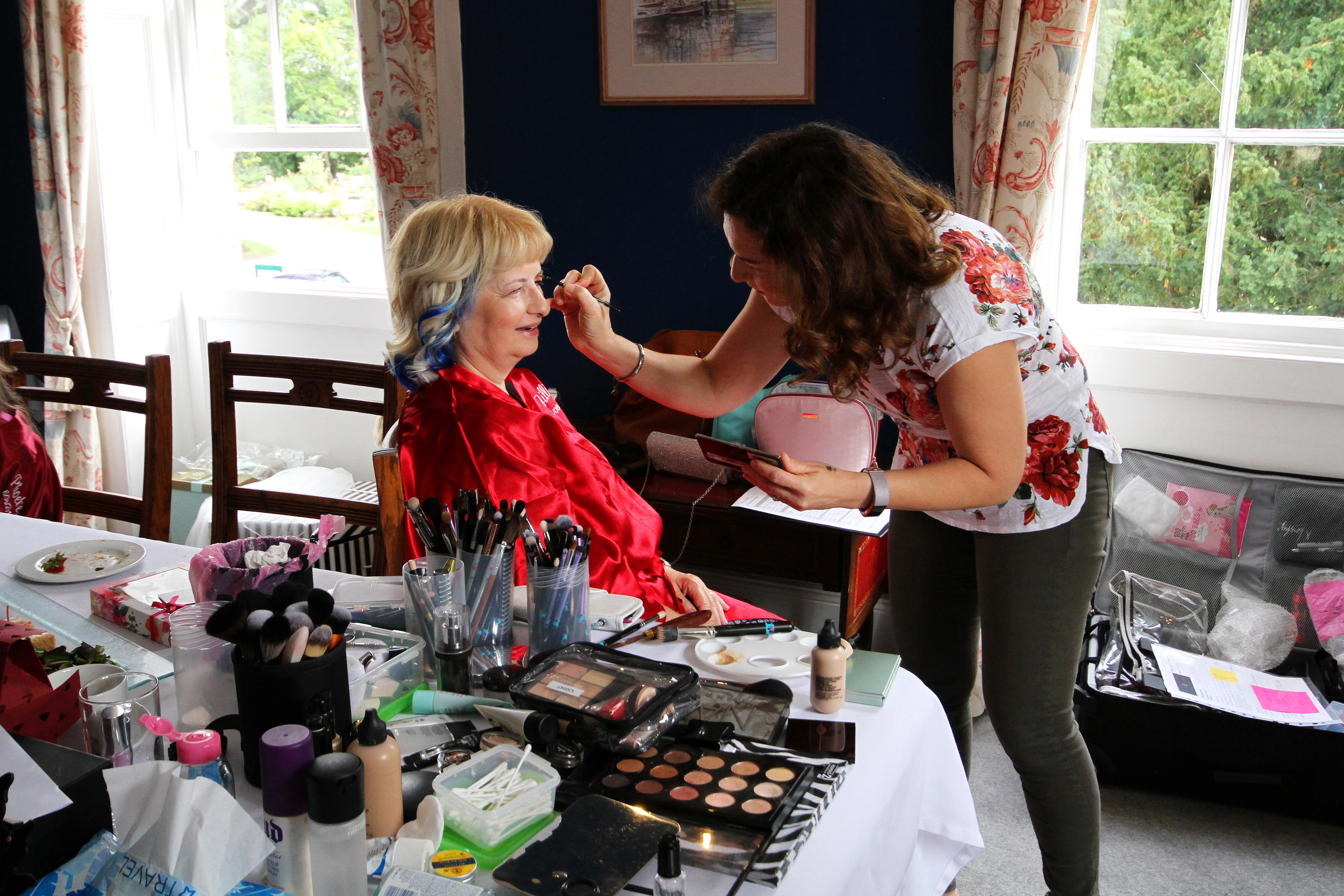wedding makeup essex hire