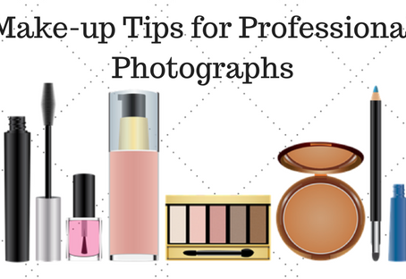 Makeup Tips for Professional Photographs