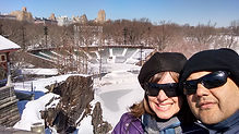 Imagem do Central Park em New York