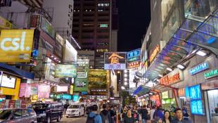03 dias em Hong Kong - Capilalismo e Religião