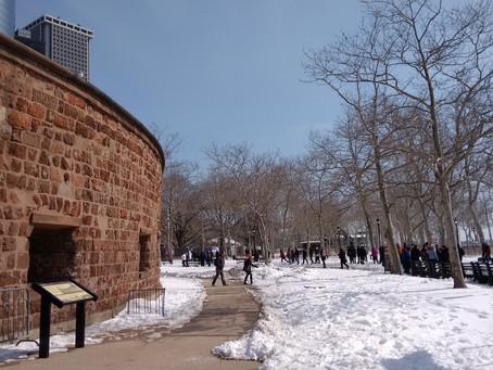 Ellis Island e a Estátua da Liberdade