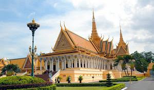 09 dias no Camboja