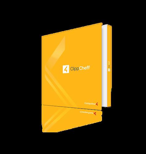 CLIPP Cheff - Ativação ou Renovação Licença de Uso Anual