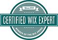 Empresa certificada para soluções WIX