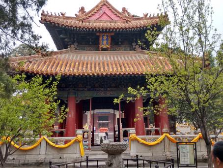 20 dias na China