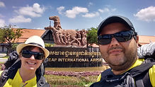 Imagem Aeroporto de Siem Reap