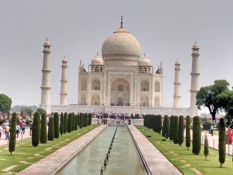 15 dias na Índia
