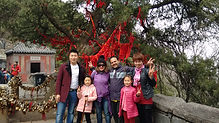 Imagem Monte Tai - Distrito de Taishan - China