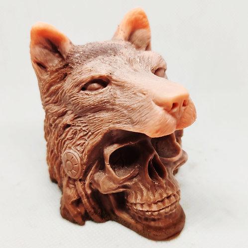 Wolf Skull (Huge Soap)