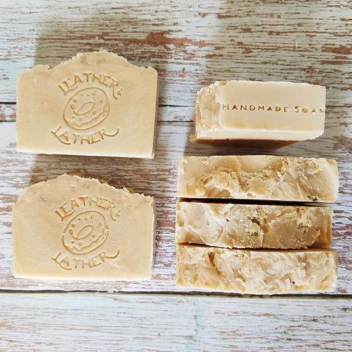 Pure Oats & Goats Soap