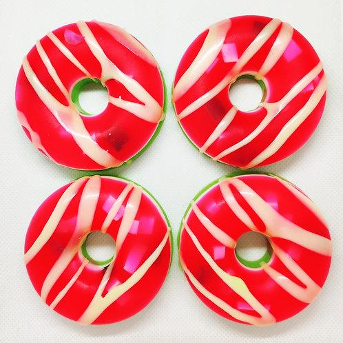 Watermelon Soap Donut