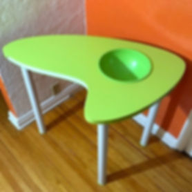 Here's another custom piece of furniture