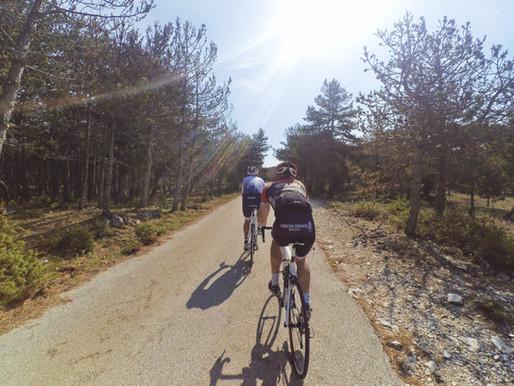 Relacja z Chorwacji, zaproszenie na Pętlę Bieszczadzką i Giro d'Italia.