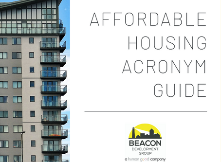 Affordable Housing Acronym Guide