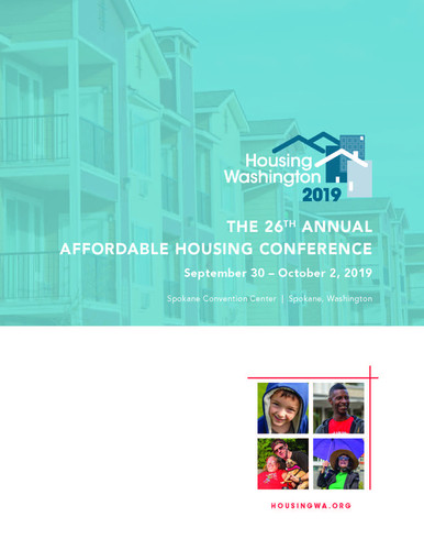 Housing Washington 2019 Program
