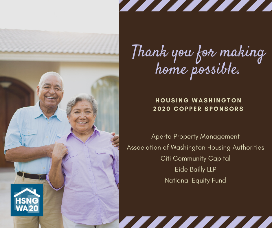 HW 2020 Copper Sponsors