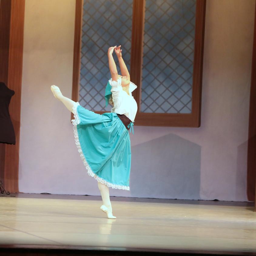 Cinderella: Thursday, April 2 at 7 pm