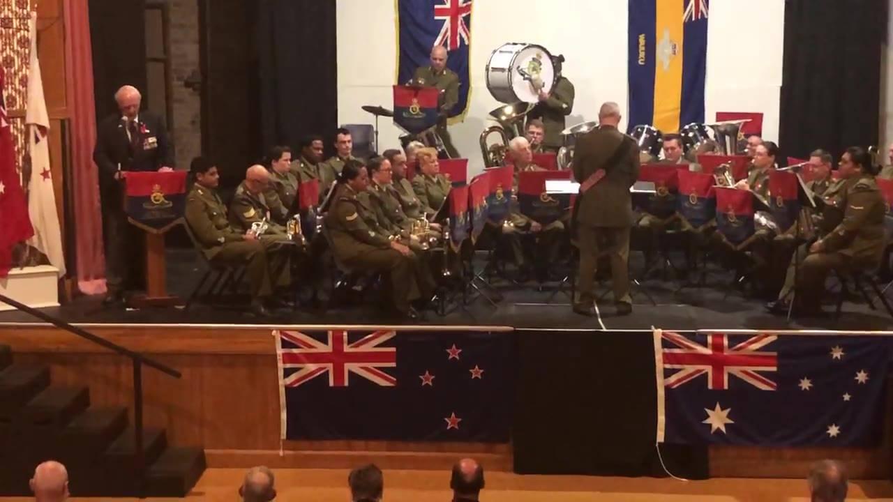 'Australia March'