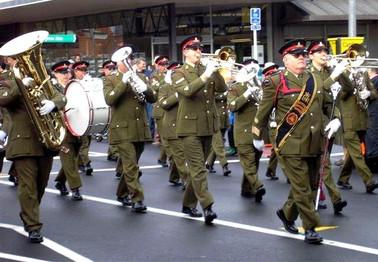Marching through Takapuna.jpg