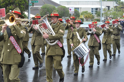 The Band of the Royal Regiment of the Ne