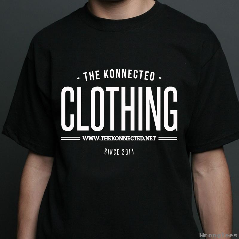 konn full logo shirt