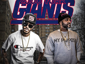 "New Music: Champ Da General ""Zoo York Giants"" Feat Jim Jones & Young Ray"