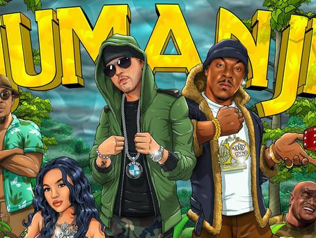 """New Music: King Killumbia """"Jumanji"""" feat. Renni Rucci, Petey Pablo & Christou DaKeeng"""