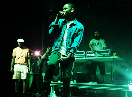 Nick Grant, GYMZWA, The Butta Team,  Performs at Beats N Bars