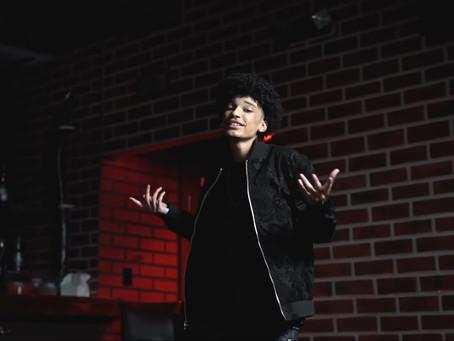 "Raleigh's  R&B Singer ""Chris Feed"""