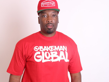 Interview | Brooklyn Hip Hop Artist Bakeman Global Talks The Hamiltones, Hip Hop, Social Issues