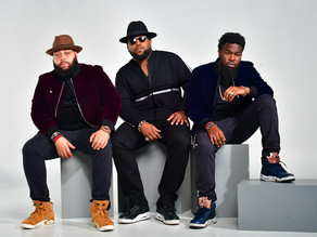 Industry Conversation 101 W/ The Hamiltones Talks New Music, State of R&B & Today's Social Issues
