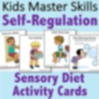 Square Covers - Self-Regulation - Sensor