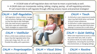 What Does CALM Mean in Autism?