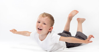When Kids Can't Sit Still: 5 Reasons and 5 Solutions