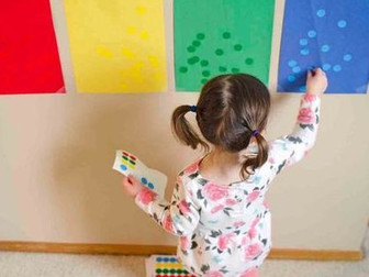 5 Vertical Surface Activities for Christmas and Hanukkah!