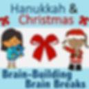 SquareCovers-Hanukkah and Christmas Brai