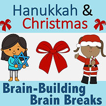 SquareCovers-Hanukkah and Christmas Brai
