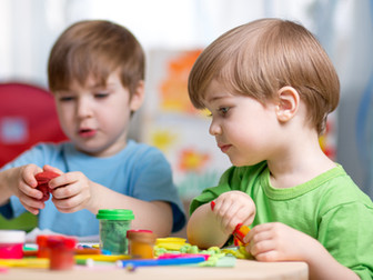 Add Fine Motor Skills to a Child's Morning Routine - at School or at Home!