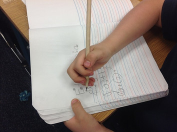 Research Round-Up: Today's Topic is Pencil Grasps.