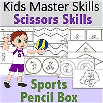 SquareCover - Scissors Skills - Sports.j