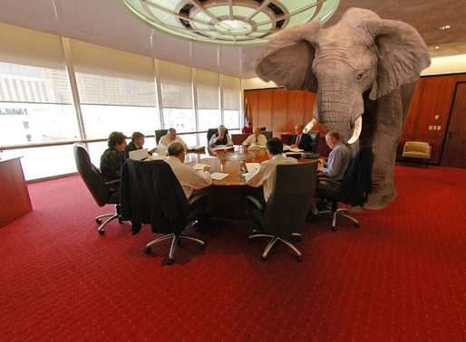 The White Elephant in the room