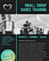 Small Group Dance Training - Dancamore (