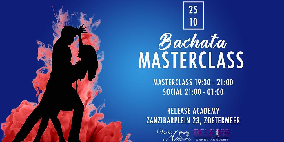Masterclass Bachata + Social