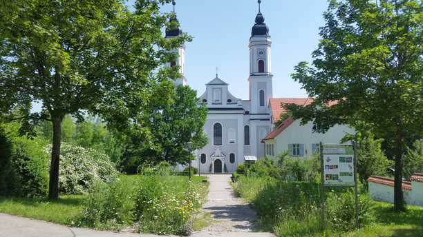 Klosterachse
